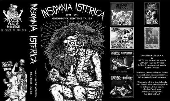 collection tape - maximum noise rec