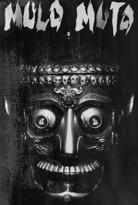Mulo Muto - maschera e logo